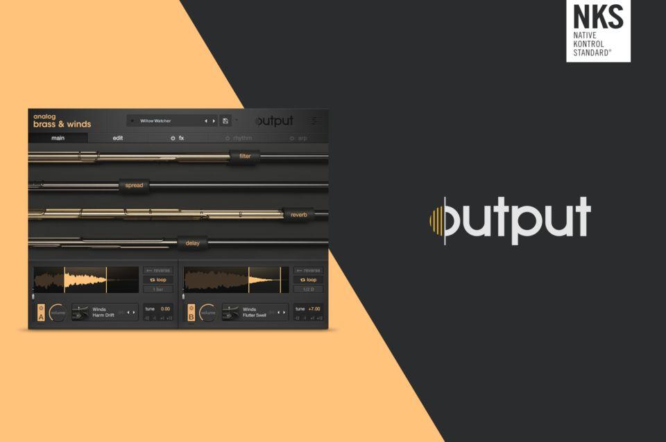 Output Analog Brass & Winds Crack (Kontakt) + Torrent Free