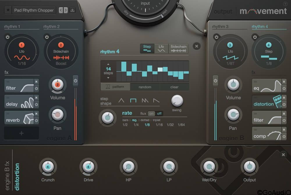 Output Movement v1.1.0.4 Crack (Win & MacOSX) Download