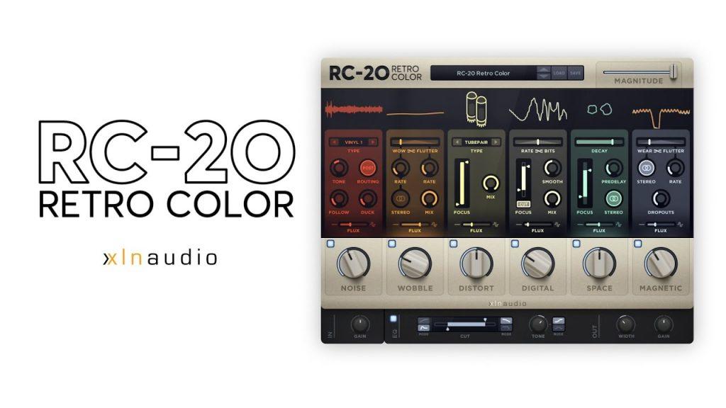 RC-20 Retro Color Alternative (Win) with Crack 2021 Download Free