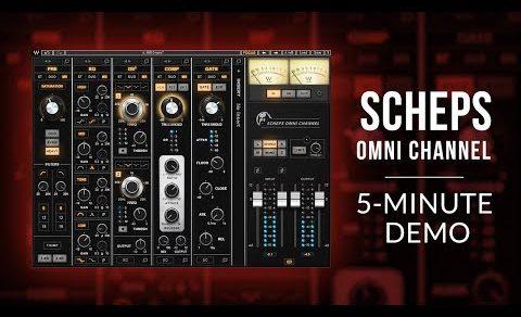 Scheps Omni Channel Crack VST Free Download (Win & Mac) Full