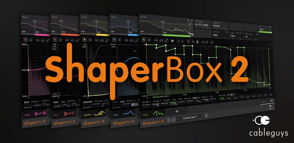 Shaperbox 2 2.3.3 VST Crack (Win) Full Download