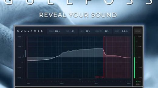 Soundtheory Gullfoss 1.4.0 Crack Mac & Win Full Version 2020 Free Download