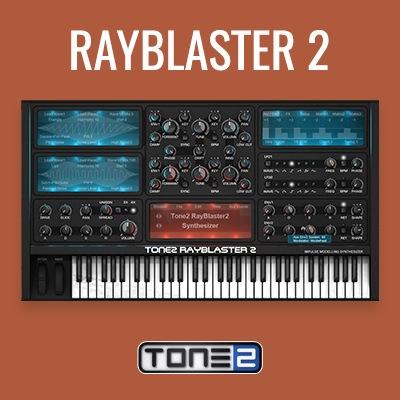 Tone2 RayBlaster VST Crack v2.6.0 (Win) Full 2021 Free Download