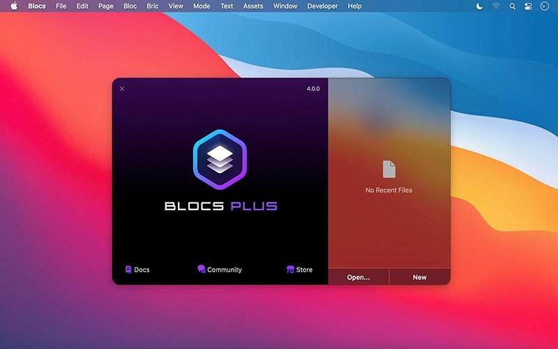 Blocs 4.0.4 Crack MAC Full License Number [Latest Version] free