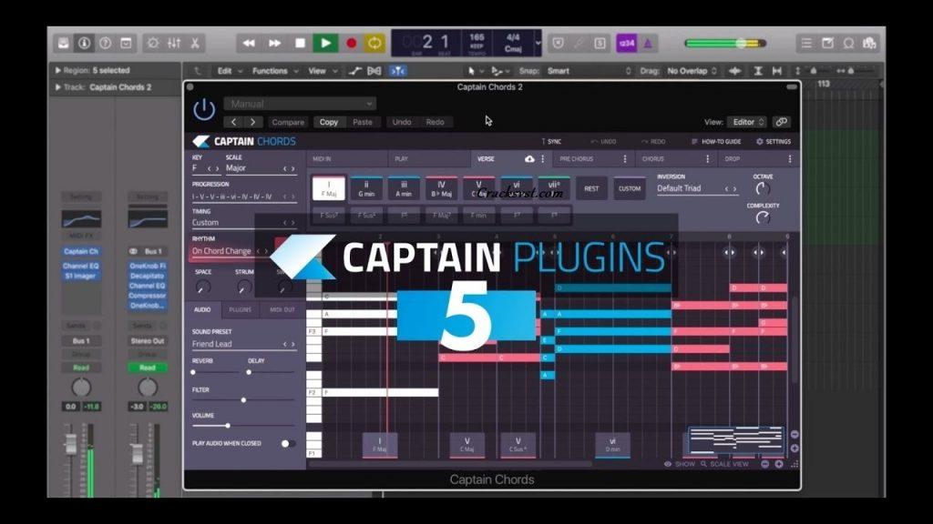 Captain Plugins 5.1 Crack VST Full Version 2021 Download