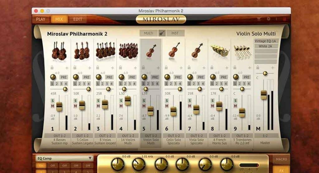 Miroslav Philharmonik VST Crack 2.0.5 free