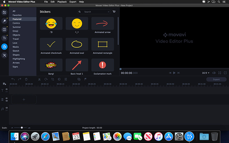 Movavi Video Editor Plus 21.2.1 Crack with Activation Key