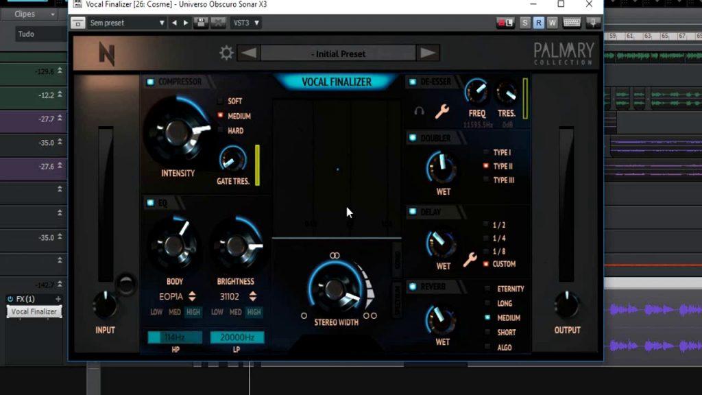 Vocal Finalizer Crack VST (Mac & Win) Torrent 2021 Free Download