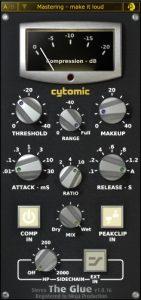 Cytomic The Glue 1.4.1 Crack Plus Serial Key For Mac OS [2021]