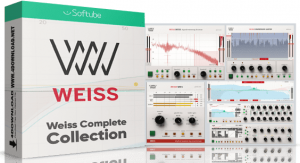 Softube Weiss Bundle v2.5.9 Crack Full Version For Mac/Win OS