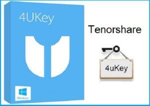 Tenorshare 4uKey 3.0.5.2 Full Crack Plus Registration Key [Latest] 2021