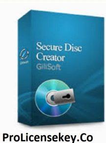 Gilisoft Secure Disk Creator 8.0.0 Crack Plus Serial Key [Latest] 2021