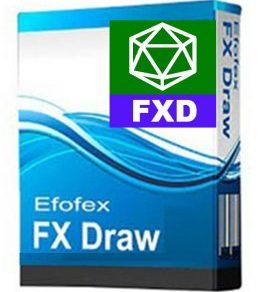 Efofex FX Draw Tools 21.8.26.11 With Crack Full Version